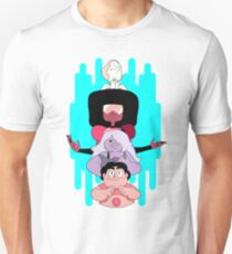 The Crystal Gems Slim Fit T-Shirt