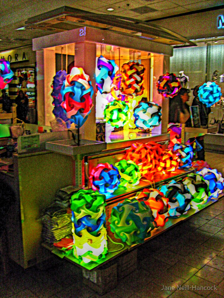 Colorful and Unique Lamps For Sale by Jane Neill-Hancock