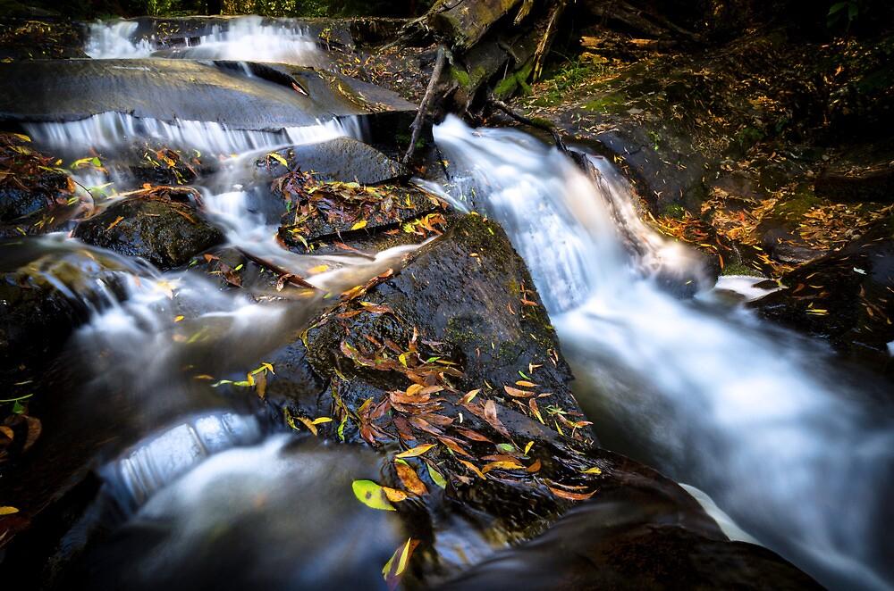 Glasgow Falls by Benjamin Watson Photography