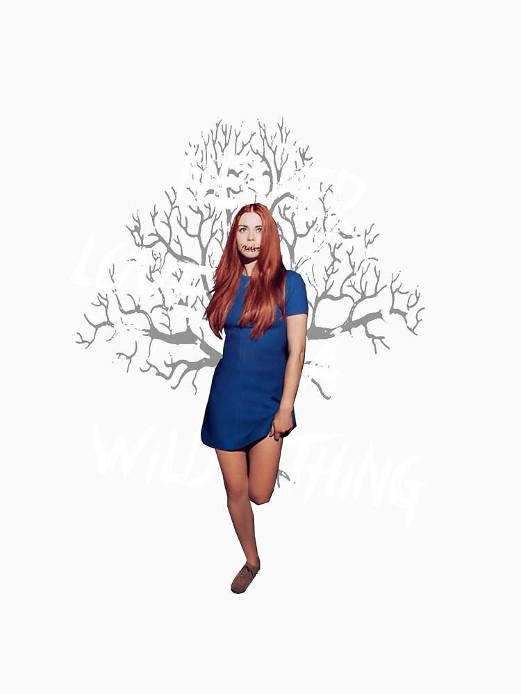 wild thing - white by MundaneHubris