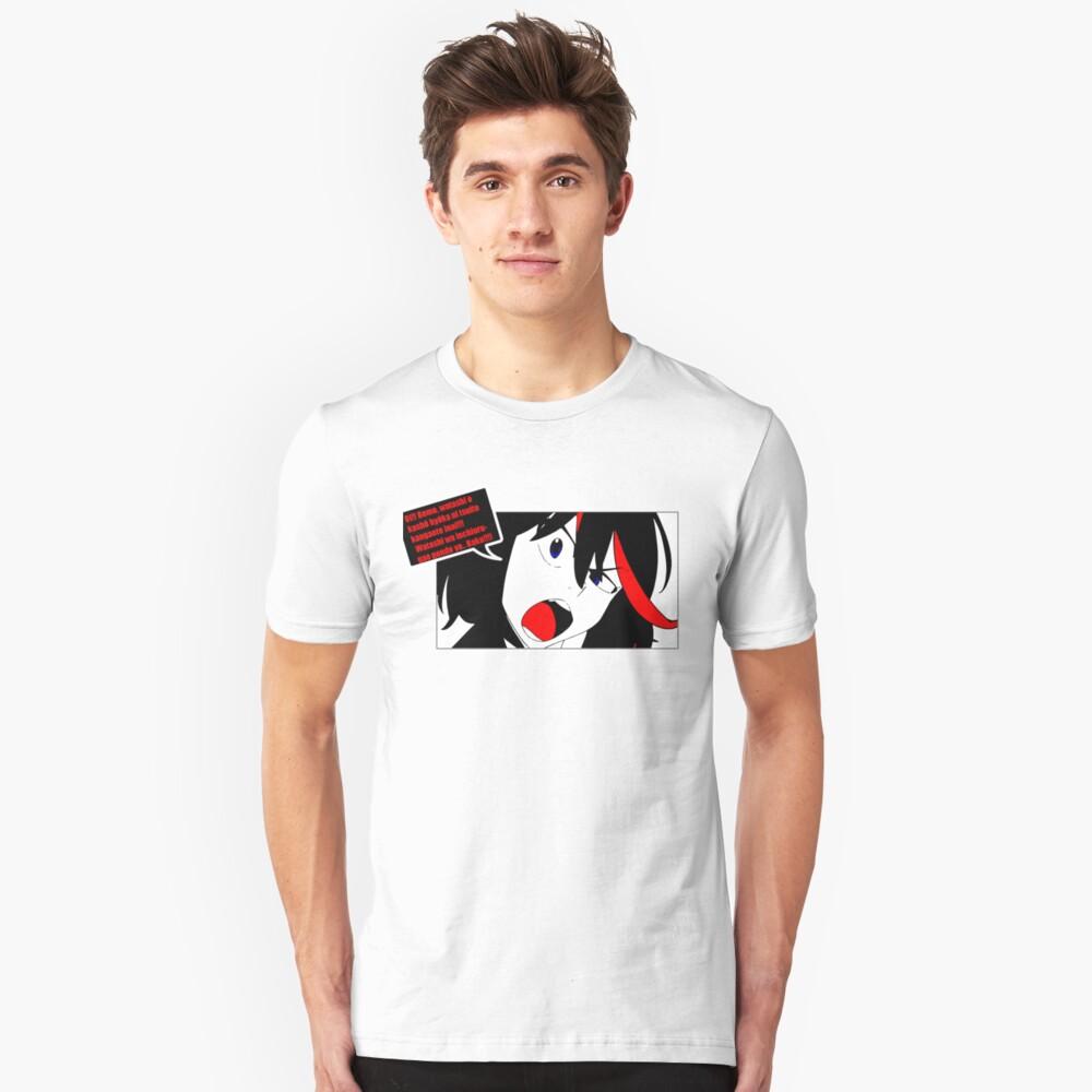 Don't Underestimate Me! Unisex T-Shirt Front