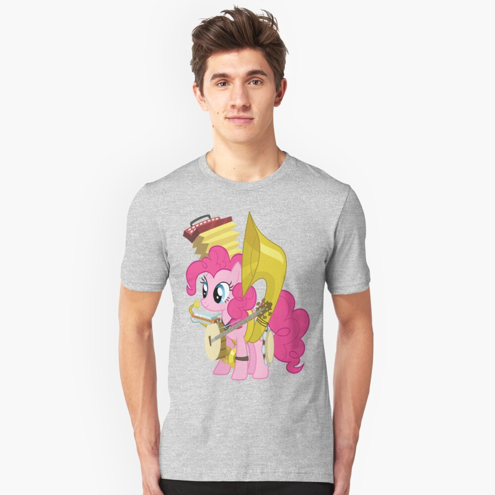 One-Mare Band Unisex T-Shirt Front