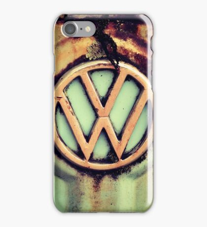 The incomparable VW...Thing iPhone Case/Skin