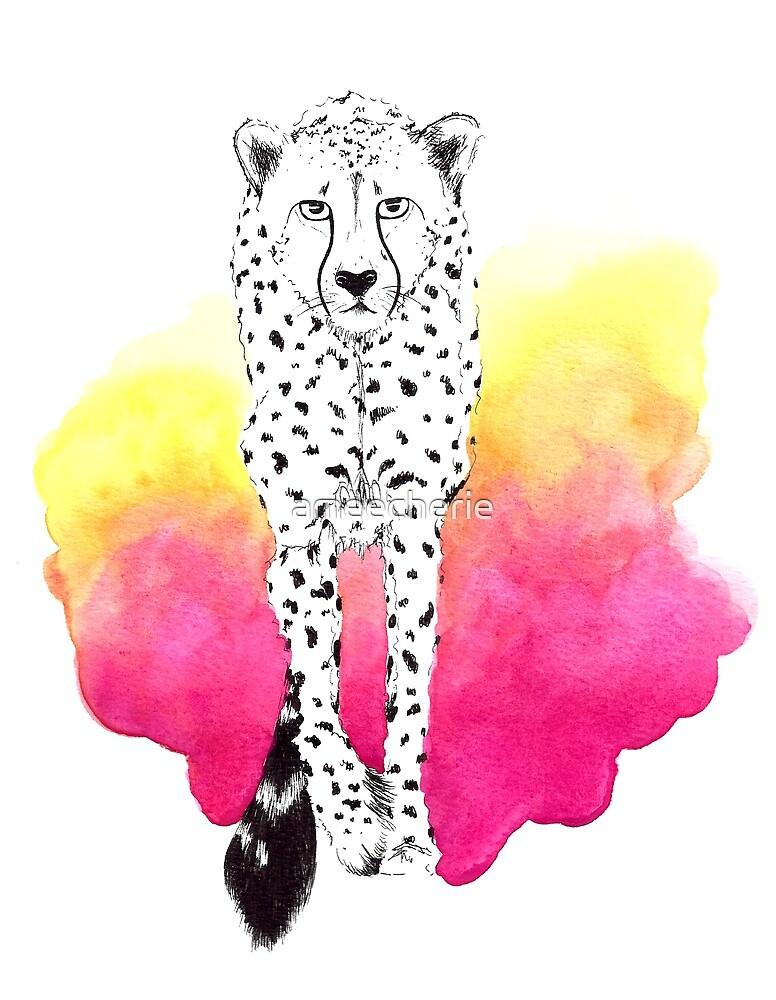 Cheetah by ameecherie