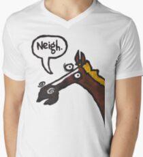 Horse top Men's V-Neck T-Shirt