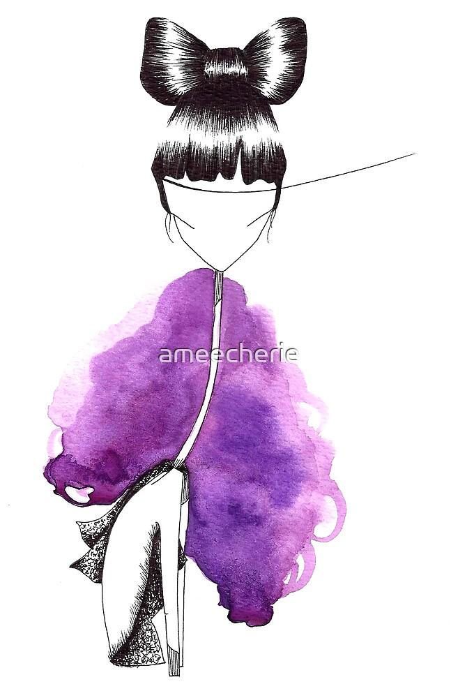 Purple haze by ameecherie