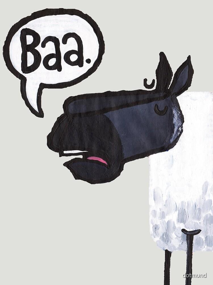 Sheep top by dotmund