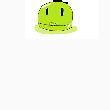 Jim the swag slime  by Ritkey
