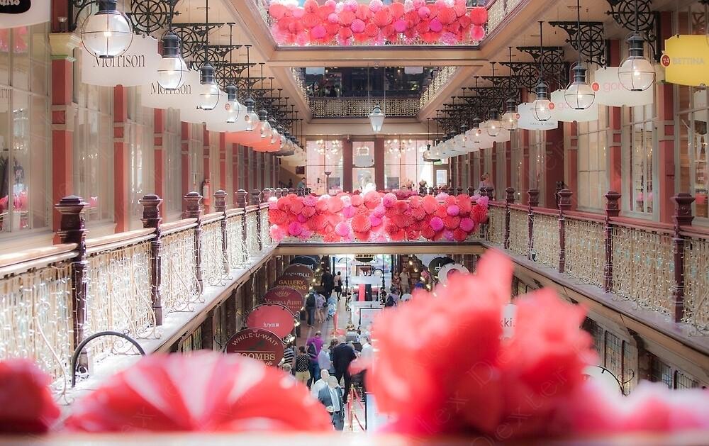 The Strand Arcade by AlexDexterEvas