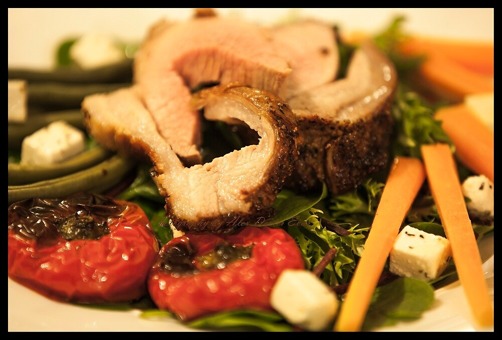 Rolled pork belly by AlexDexterEvas