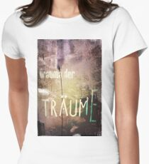Traume Women's Fitted T-Shirt