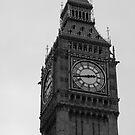 Big Ben - London by grampsman