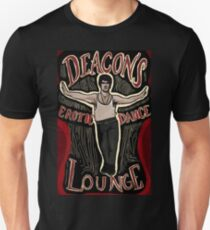 What We Do In The Shadows Deacon's Erotic Dance Lounge T-Shirt