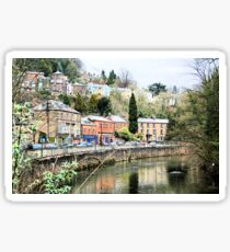 Matlock Bath Sticker