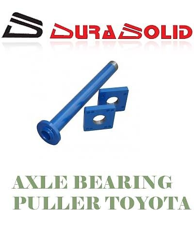 AXLE BEARING PULLER TOYOTA  by Dura Solid