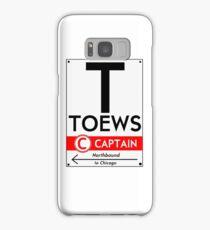 Toews Phone Case (White) Samsung Galaxy Case/Skin