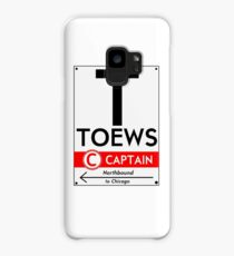 Toews Phone Case (White) Case/Skin for Samsung Galaxy