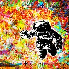 Space is right here!! All over the place COLORS by PASLIER Morgan