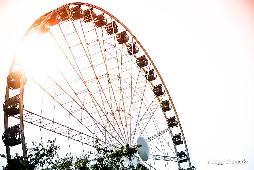 Ferris Wheel by tracygrahamcrkr