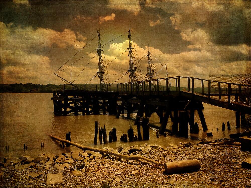 Hudson River Dreams by PineSinger