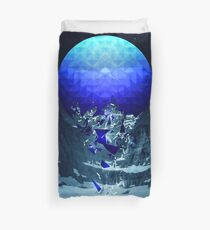 Fall To Pieces II Duvet Cover