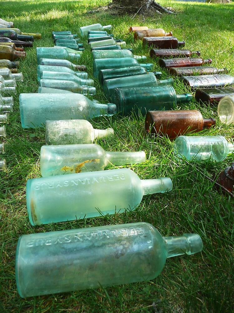 Bottles in color by Tmac02892