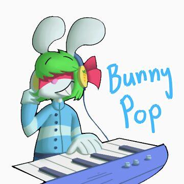 BunnyPop Casey by BasilCarraway
