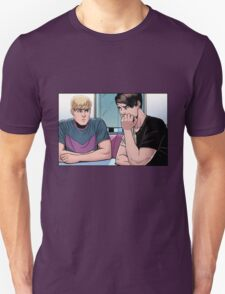 cute boyfriends c: Unisex T-Shirt