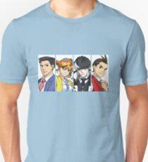 Dual Destinies Panels T-Shirt