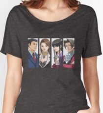 Ace Attorney Panels Women's Relaxed Fit T-Shirt