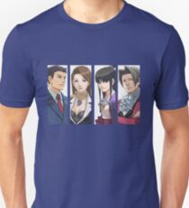 Ace Attorney Panels Unisex T-Shirt