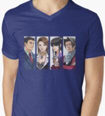Ace Attorney Panels T-Shirt