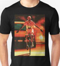 Marco Pantani Painting T-Shirt