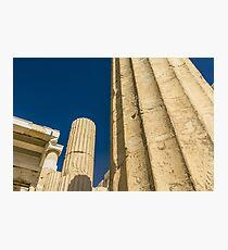 Greek Ruins Photographic Print