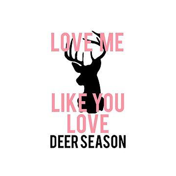 Deer Season by emilybrook