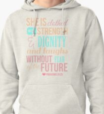 Proverbs 31 Pullover Hoodie