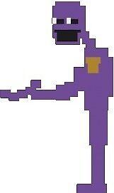 Purple Guy!!!  by FoxyGamesXPRB