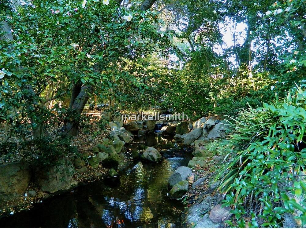 The Japanese Garden by markellsmith