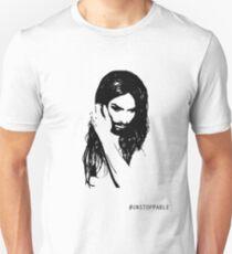 Conchita Wurst - Unstoppable Unisex T-Shirt
