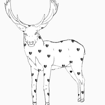 You are Deer to Me by suzannebrogan