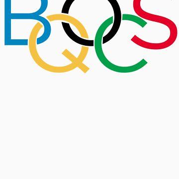 QCBeOlympic by vsquaredddd