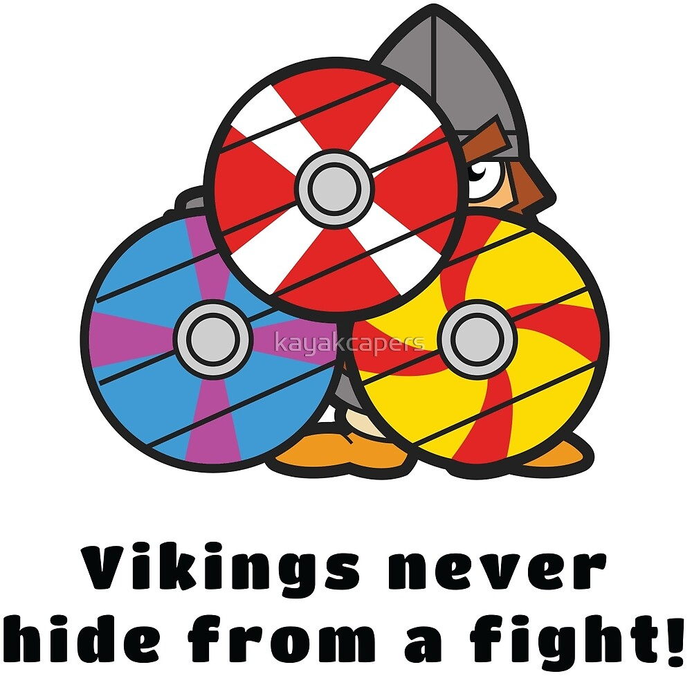 Viking - Hide by kayakcapers