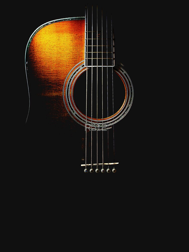 Color Guitarra Acústica Hi-Lite de Ra12