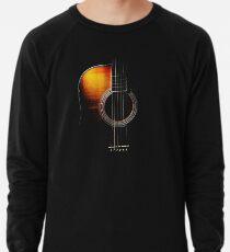 Sudadera ligera Color Guitarra Acústica Hi-Lite