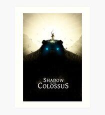 Colossus Art Print