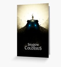 Colossus Greeting Card