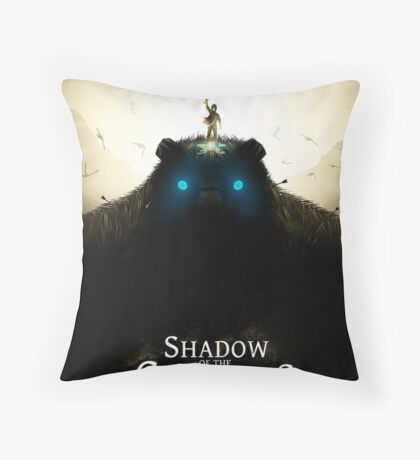 Colossus Throw Pillow