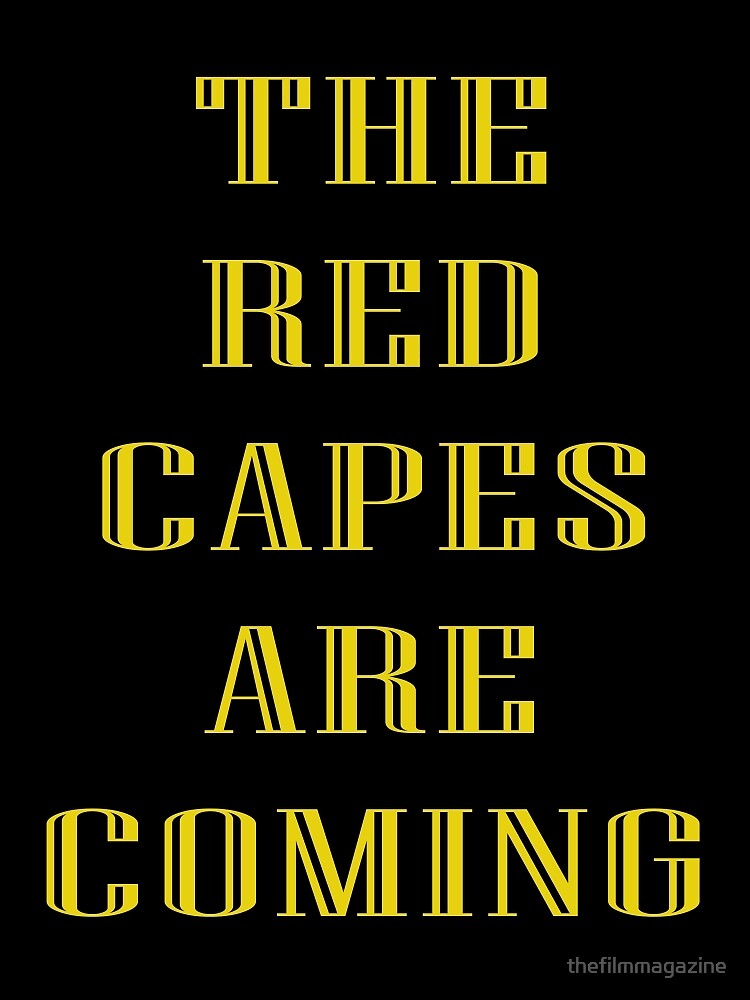 'The Red Capes Are Coming' - B-Man by thefilmmagazine