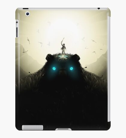 Colossus iPad Case/Skin