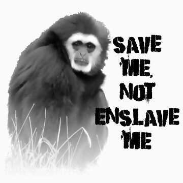 Save Me, Not Enslave Me by LoveSpud